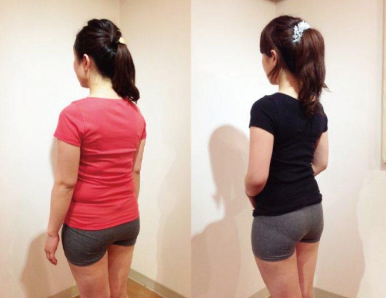 背中痩せ 4