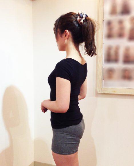 背中痩せ 3