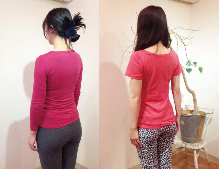 背中痩せ 2