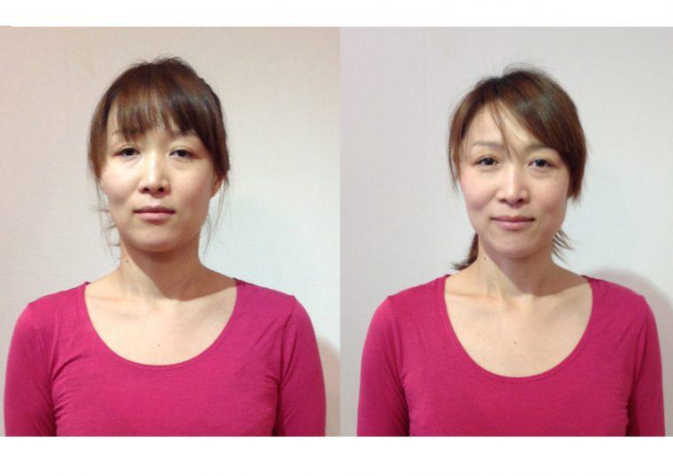 岡田様 顔 ブログ